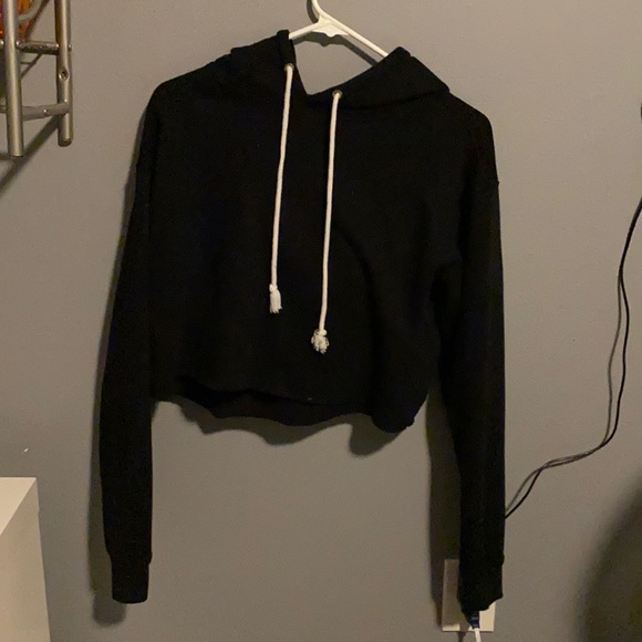 Women's Cropped Hoodie - Wild Fable™️